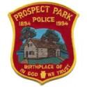 Prospect Park Borough Police Department, Pennsylvania