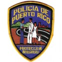Puerto Rico Police Department, Puerto Rico