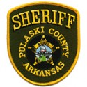 Pulaski County Sheriff's Office, Arkansas