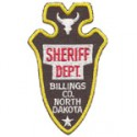 Billings County Sheriff's Department, North Dakota