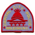 Raleigh Police Department, North Carolina