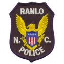 Ranlo Police Department, North Carolina