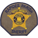 Rapides Parish Sheriff's Office, Louisiana