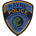Rayne Police Department, Louisiana
