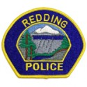 Redding Police Department, California