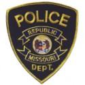 Republic Police Department, Missouri