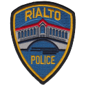 Rialto Police Department, California
