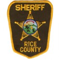 Rice County Sheriff's Department, Minnesota