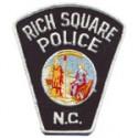 Rich Square Police Department, North Carolina