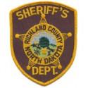 Richland County Sheriff's Department, North Dakota
