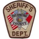 Richmond County Sheriff's Office, North Carolina