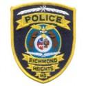 Richmond Heights Police Department, Missouri