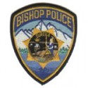 Bishop Police Department, California