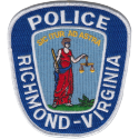 Richmond Police Department, Virginia