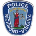 Richmond Police Department, Virginia