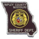 Ripley County Sheriff's Department, Missouri