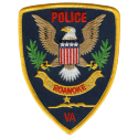 Roanoke City Police Department, Virginia