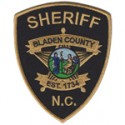 Bladen County Sheriff's Office, North Carolina