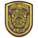 Rock Springs Police Department, Wyoming