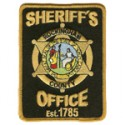 Rockingham County Sheriff's Office, North Carolina