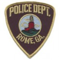 Rome Police Department, Georgia
