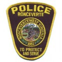 Ronceverte Police Department, West Virginia