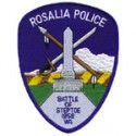 Rosalia Police Department, Washington