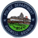 Roswell Police Department, Georgia