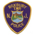 Roxbury Township Police Department, New Jersey