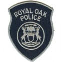 Royal Oak City Police Department, Michigan