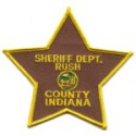 Rush County Sheriff's Department, Indiana
