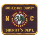 Rutherford County Sheriff's Office, North Carolina