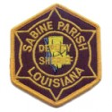 Sabine Parish Sheriff's Department, Louisiana