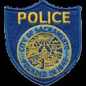 Sacramento Police Department, California