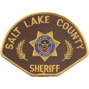 Salt Lake County Sheriff's Office, Utah
