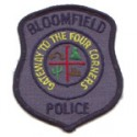 Bloomfield Police Department, New Mexico