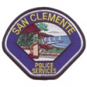 San Clemente Police Department, California