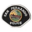 San Fernando Police Department, California