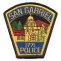 San Gabriel Police Department, California