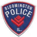 Bloomington Police Department, Illinois
