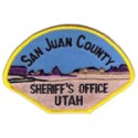 San Juan County Sheriff's Department, Utah