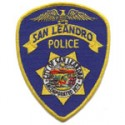 San Leandro Police Department, California