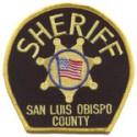 San Luis Obispo County Sheriff's Department, California