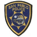 San Pablo Police Department, California