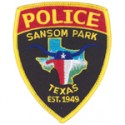 Sansom Park Police Department, Texas