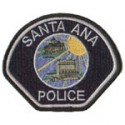 Santa Ana Police Department, California