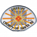 Santa Fe County Sheriff's Office, New Mexico