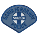 Atchison, Topeka and Santa Fe Railroad Police Department, Railroad Police