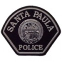 Santa Paula Police Department, California