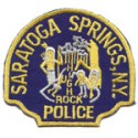 Saratoga Springs Police Department, New York
